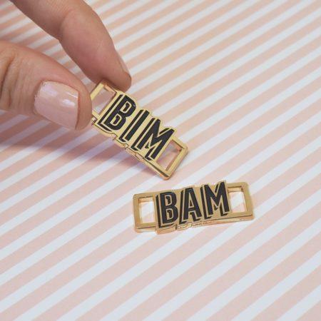 """lace locks """"bim bam"""" cadeau original pour copine"""