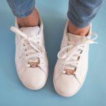 accessoires pour personnaliser ses baskets blanches
