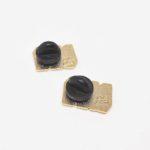 pin's rubber clutch
