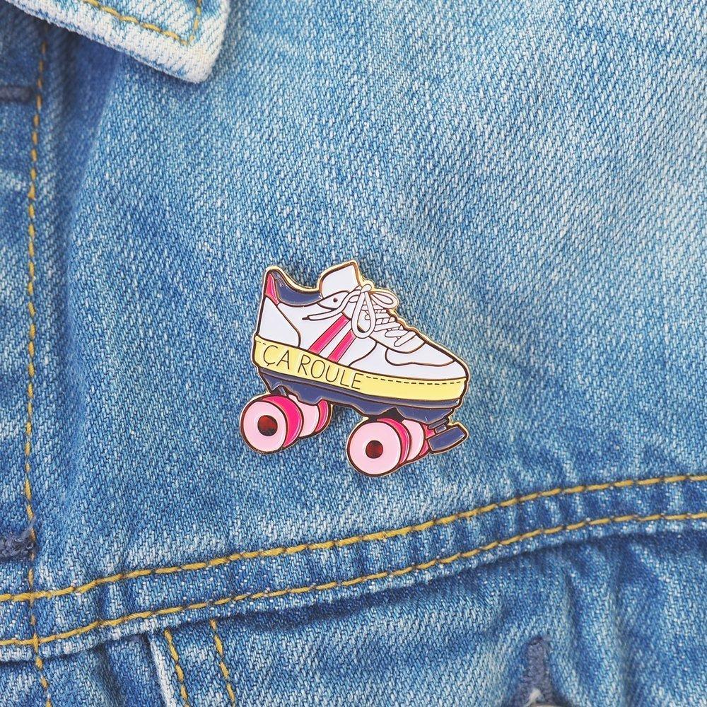 Pin's roller