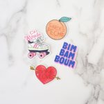 stickers avec illustrations marrantes