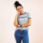 t-shirt vintage rebelle
