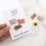 collection de pin's cadeau pour copines