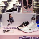 collaboration adidas falcon kylie jenner lace locks