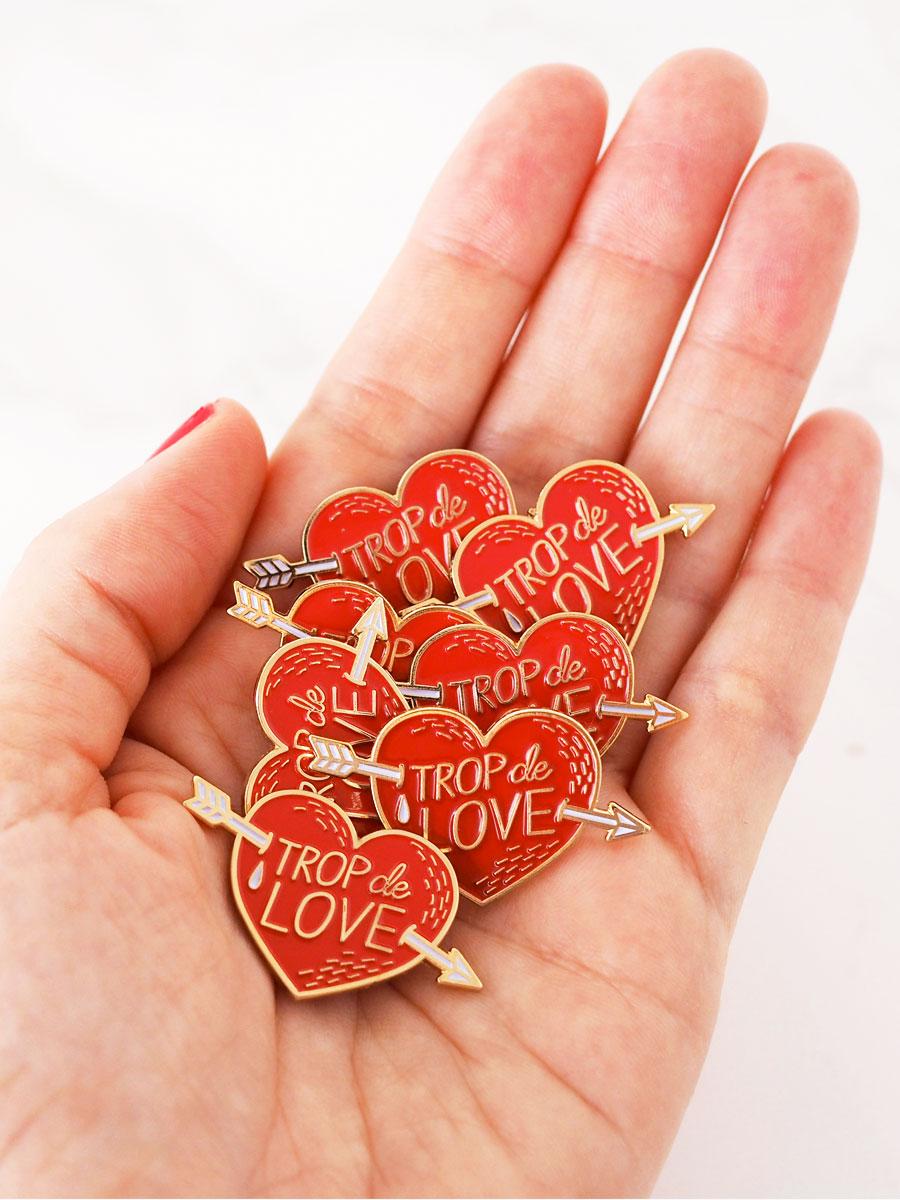 pin love