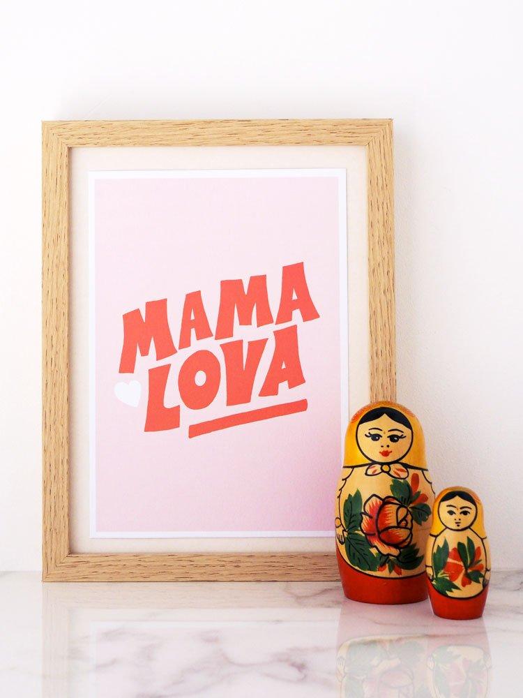 Affiche Mama